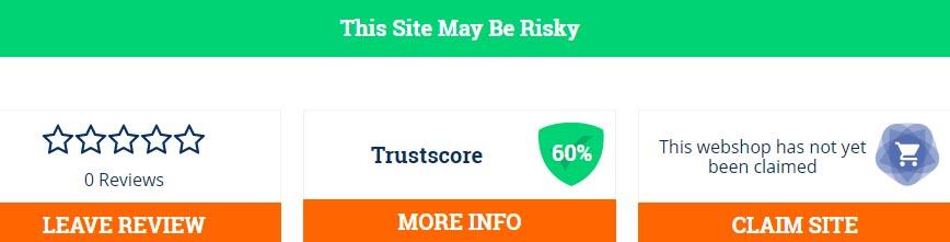 may be risky
