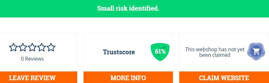 small risk