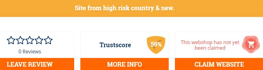 high risk country