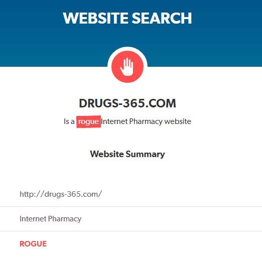 rogue website