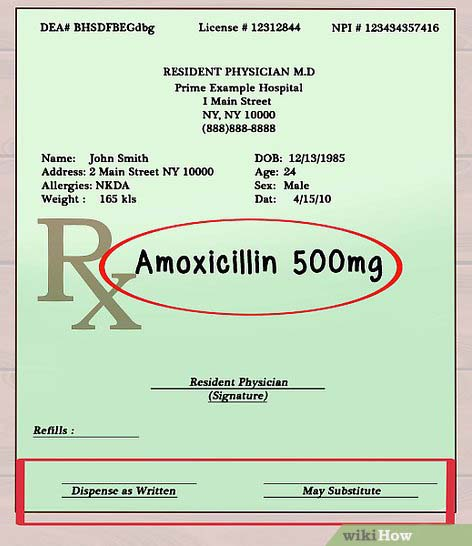 prescription paper