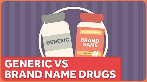 generic vs brand