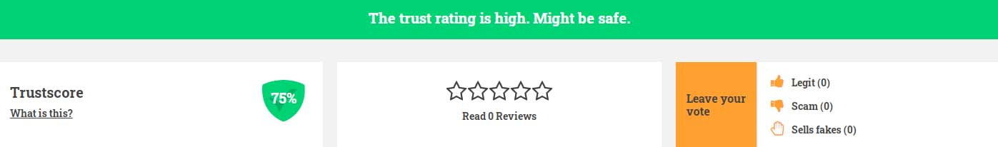 high rating